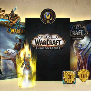 خرید بازی wow shadowlands complete collection heroic edition