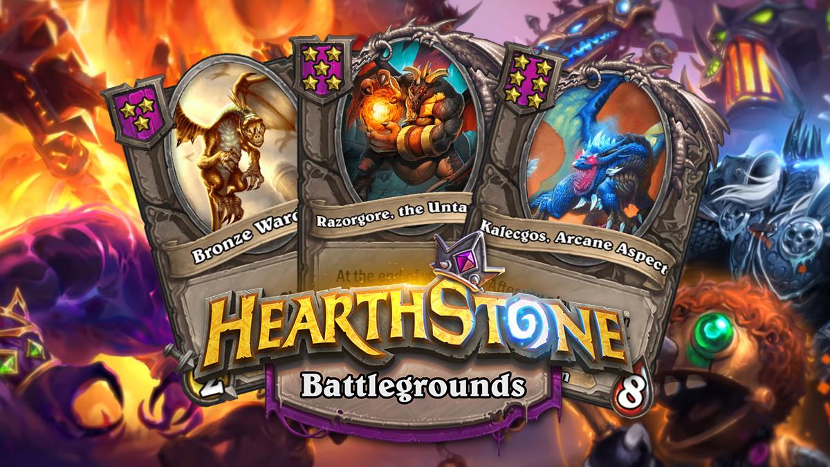 نکته های مهم بازی Hearthstone Battlegrounds