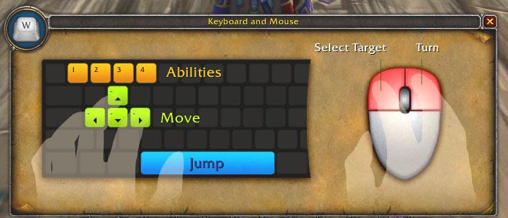 کلید-های-حرکتی