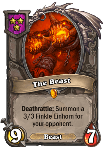 11The Beast