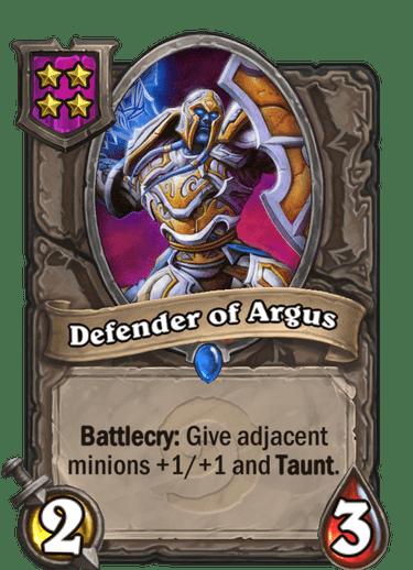 16Defender of argus