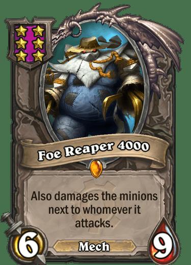 22Foe Reaper 4000