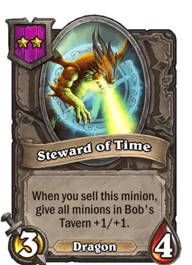 35Steward of Time