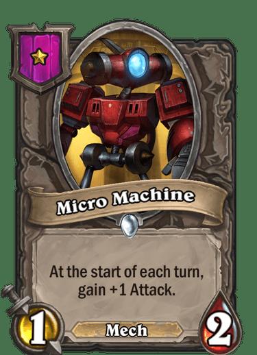4Micro Machine