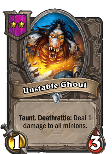 8Unstable Ghoul