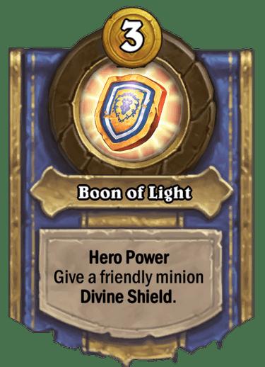 Boom of Light