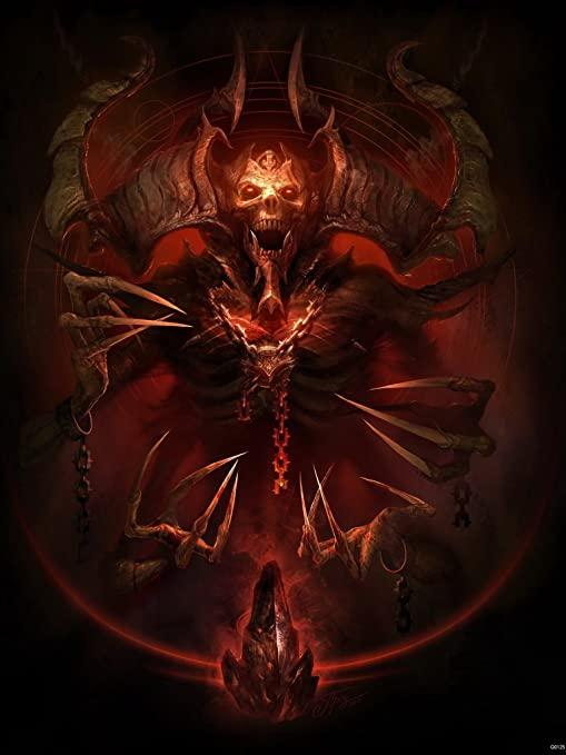 Mephisto- شیاطین بازی Diablo