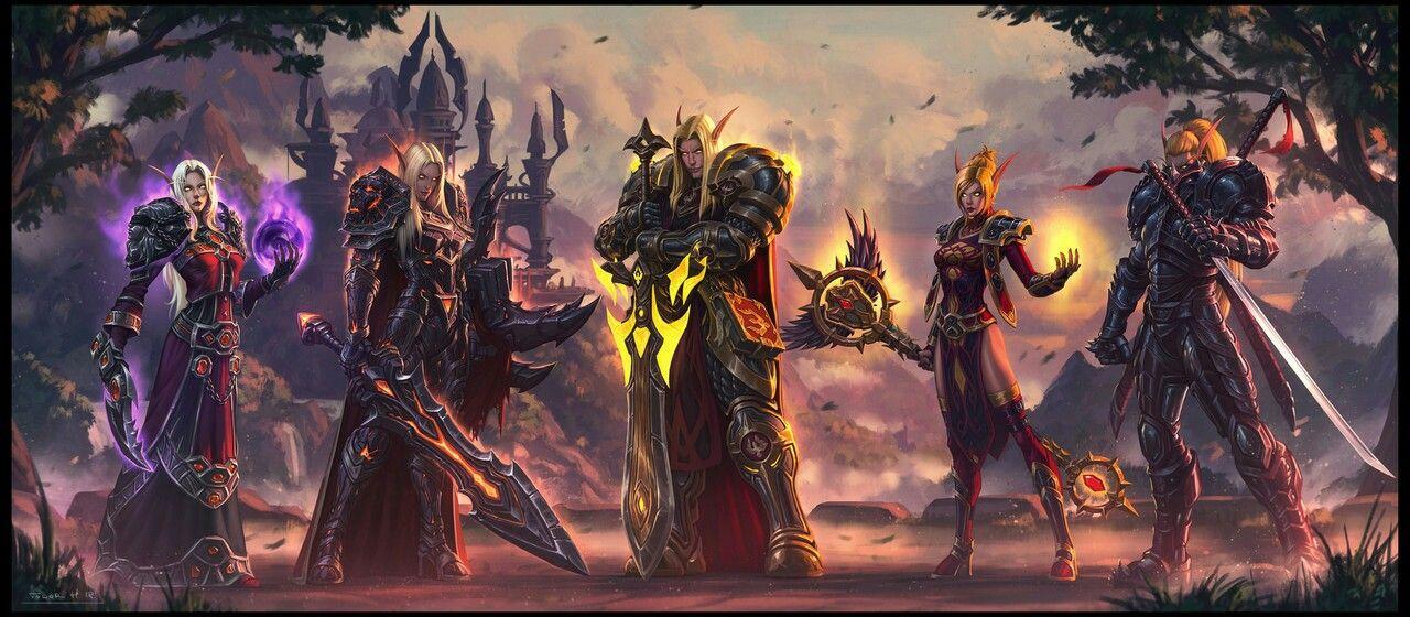 warrior-Quel'Thalas